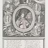 Tsarevna Sofiia Alekseevna, grav. Blotelingom