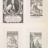 Kn. V.V. Galitsyn, grav. Tarasevicha; Kartinki iz knigi Schleussing'a Derer beyden Czaren in Russland 1693.