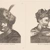 Fantasticheskie portrety Samozvantsa