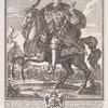 Petr I, na kone