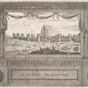 Vidy Moskovskikh monastyrei, grav. Pikarom do 1715 goda