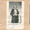 """""""Parson"""" Brownlow [William G. Brownlow] (three portraits)"""