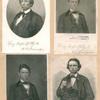 William G. Brownlow [four portraits]