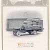Design 128; Hauling large, bulky loads of pressed rags in Baltimore, Md.