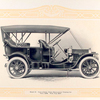Model 19; Four-cylinder thirty horse-power Touring car; Price, $ 4300; With top $ 4475.
