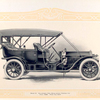Model 25; Six-cylinder fifty horse-power Touring car; Price, $ 6000; With top $ 6175.