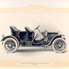 Model 19; Thirty horse-power close coupled Touring car; Price, $ 4300.