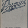 "Premier; ""the quality car"" [Front cover]."