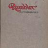 Rambler automobiles.