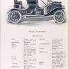 Model Forty-seven; [Two-cylinder Runabout].
