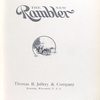 The new Rambler; Thomas B. Jeffrey & Company, Kenosha, Wisconsin, U.S.A. [Title page].
