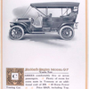 Stoddard - Dayton Model 9 F; Cape top; 45 horse power Touring car; Price $ 2625, including top.