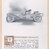 Stoddard - Dayton Model 9 K ; 45 horse power Roadster with mechanician's seat; Price $ 2500.