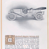 Stoddard - Dayton Model 9 K ; Detachable tonneau and cape top; A 45 horse power Roadster, top and detachable tonneau; Price $ 2700.