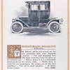 Stoddard - Dayton Model 9 H ; 25 horse power Coupe; Price $ 2000.