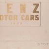 Benz motor cars, 1909.