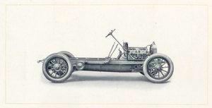 [Benz automobile.]