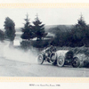 Benz in the Grand Prix, France, 1908.