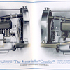 "The motor in the ""Courier""; Stromberg carburetor - regular on all Models."