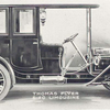 Thomas flyer; 6-40 Limousine.