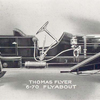 Thomas flyer; 6-70 Flyabout.