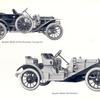 Rambler Model 44 Five-passenger Touring car; Rambler Model 44A Roadster.