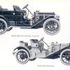 Rambler Model 34 five-passenger Touring car; Rambler Model 34A Roadster.