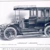 C. G. V. automobiles; Landaulet limousine; On a 20-30 h.p. complete $ 5,500; On 30-40 h.p. all complete $ 6,500.