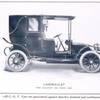 C. G. V. automobiles; Landaulet for country or town use.