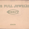 The full jeweled Corbin, 1909 [Front cover].