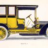 Palmer-Singer Model XL.A.; 4 cylinder, 40 h.p.