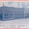J. M. Quinby & Company, Newark, N.J.; Aluminum automobile bodies [Front cover].