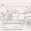 J. M. Quinby & Co.; 7 passenger Touring car body.