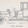 J. M. Quinby & Co.; Small Brougham.