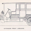 J. M. Quinby & Co.; Extension front Limousine.