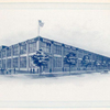Royal Tourist Motor Cars; [Factory view].