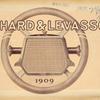 Panhard & Levassor, 1909 [Front cover].