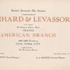 Société Anonyme Des Anciens etablissements; Panhard & Levassor American branch [Title page].