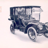 Panhard & Levassor small Landaulet for town use on shaft or chain - driven chassis.