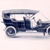 Panhard & Levassor double Phaeton with full extension top, high powered.