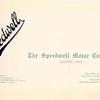 The Speedwell Motor Car Co., Dayton, Ohio.