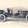 The Speedwell Model 9-C; A speedy, reliable car; Price, $ 2,500.00.