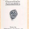 Stevens-Duryea gasoline automobiles [Title page].