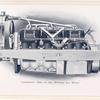 Carburetor side of the Winton Six motor.