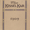 The Kissel Kar, 1909 [Front cover].