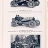 "Knox 1909 contest winners; Vanderbilt car No.2; Knox Model ""M"", 48 h.p. with stock motor and chassis, Albert Denison, driving; Vanderbilt car No.2; Knox Model ""O"", 38 h.p. with stock motor and chassis; William Bourque, driving; Knox No.20, 38 h.p. Model ""O"" at Jerico in Vanderbilt race."