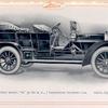"""Knox Model """"M"""" 50-60 h.p., 7 passenger Touring car. Price, $ 5000."""