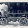 Commercial Cars. No. 280; Model 20; 1,500 lb. panel top delivery. Price, $ 1,700.00.