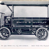 Knox commercial cras; No. 342, Model D-7, I 1/4 ton Express. Price with top, $ 2,475.00.