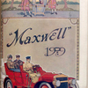 """Maxwell"", 1909 [Front cover]."